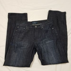 Lucky Brand 361 vintage straight jeans 33x34